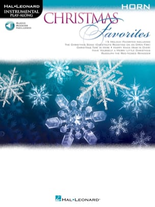 Christmas Favorites - Horn Noël Partition Cor - laflutedepan