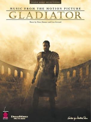 Gladiator Zimmer Hans / Gerrard Lisa Partition laflutedepan