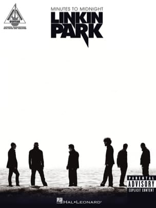 Minutes To Midnight Park Linkin Partition Pop / Rock - laflutedepan