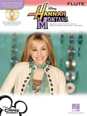 Hannah Montana - Partition - Flûte traversière - laflutedepan.com