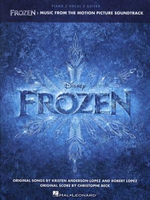DISNEY - The Snow Queen - Movie Music - Partition - di-arezzo.com