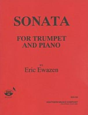 Sonata - Eric Ewazen - Partition - Trompette - laflutedepan.com