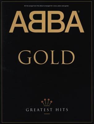 ABBA - Gold Greatest Hits - Partition - di-arezzo.co.uk