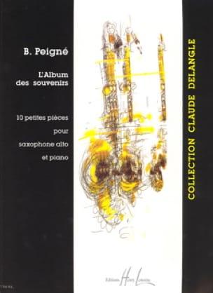 L' Album Des Souvenirs - Bertrand Peigné - laflutedepan.com