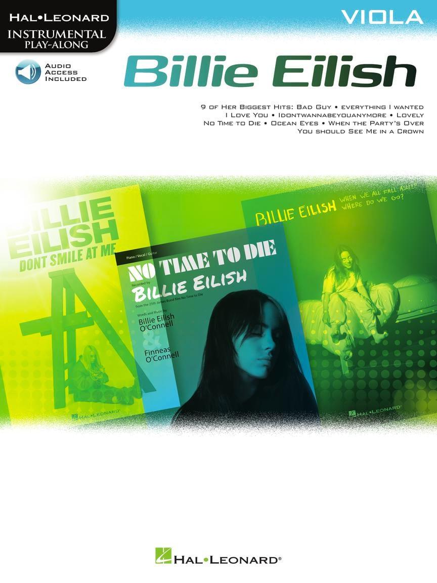 BILLIE EILISH pour Alto - Billie Eilish - Partition - laflutedepan.com
