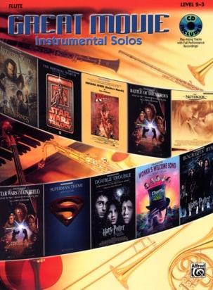 Great movie instrumental solos Partition laflutedepan