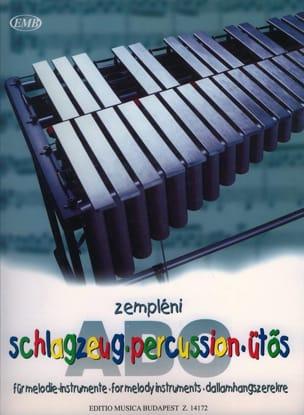 ABC Schlagzeug, Percussion, Utos Laszlo Zempleni laflutedepan