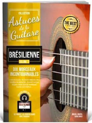 Astuces de la Guitare Brésilienne Volume 3 - laflutedepan.com