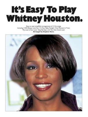 It's easy to play Whitney Houston Whitney Houston laflutedepan