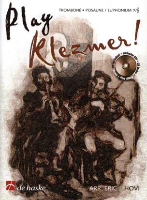 Play Klezmer Eric J. Hovi Partition Trombone - laflutedepan