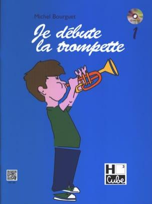Je débute la trompette Michel Bourguet Partition laflutedepan
