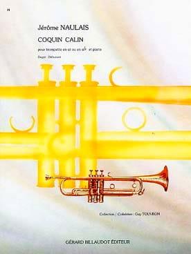 Coquin Calin - Jérôme Naulais - Partition - laflutedepan.com