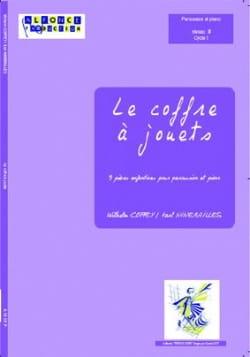 Le Coffre A Jouets Coppey W. / Ninerailles K. Partition laflutedepan