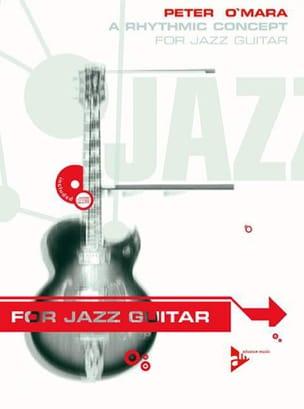 A Rhythmic Concept for Jazz Guitar Peter O'Mara Partition laflutedepan