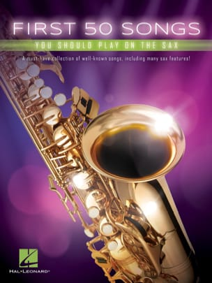 First 50 Songs You Should Play on the Sax Partition laflutedepan