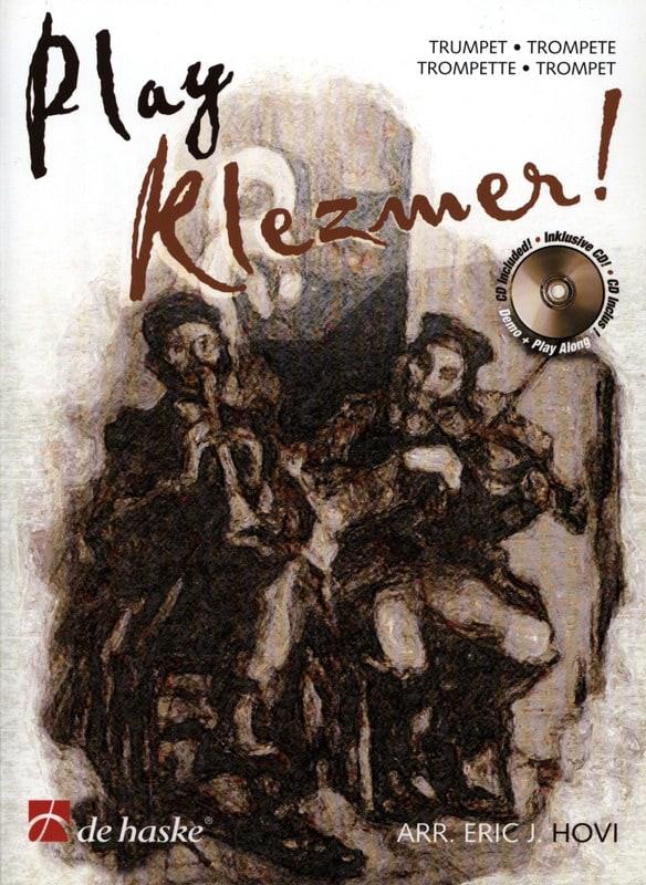 Play Klezmer - Eric J. Hovi - Partition - Trompette - laflutedepan.com