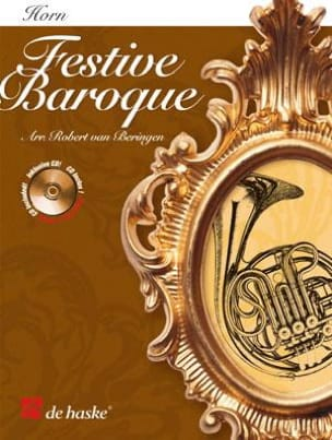 Festive Baroque Partition Cor - laflutedepan