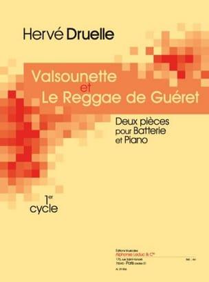 Valsounette Et le Reggae de Guéret Hervé Druelle laflutedepan