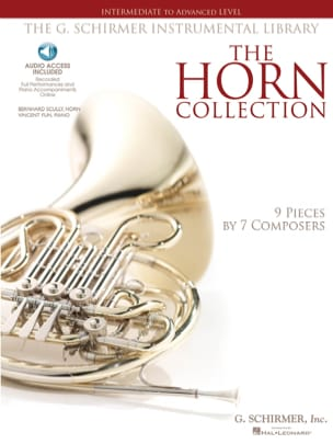The Horn Collection - Intermediate to Advanced Level laflutedepan