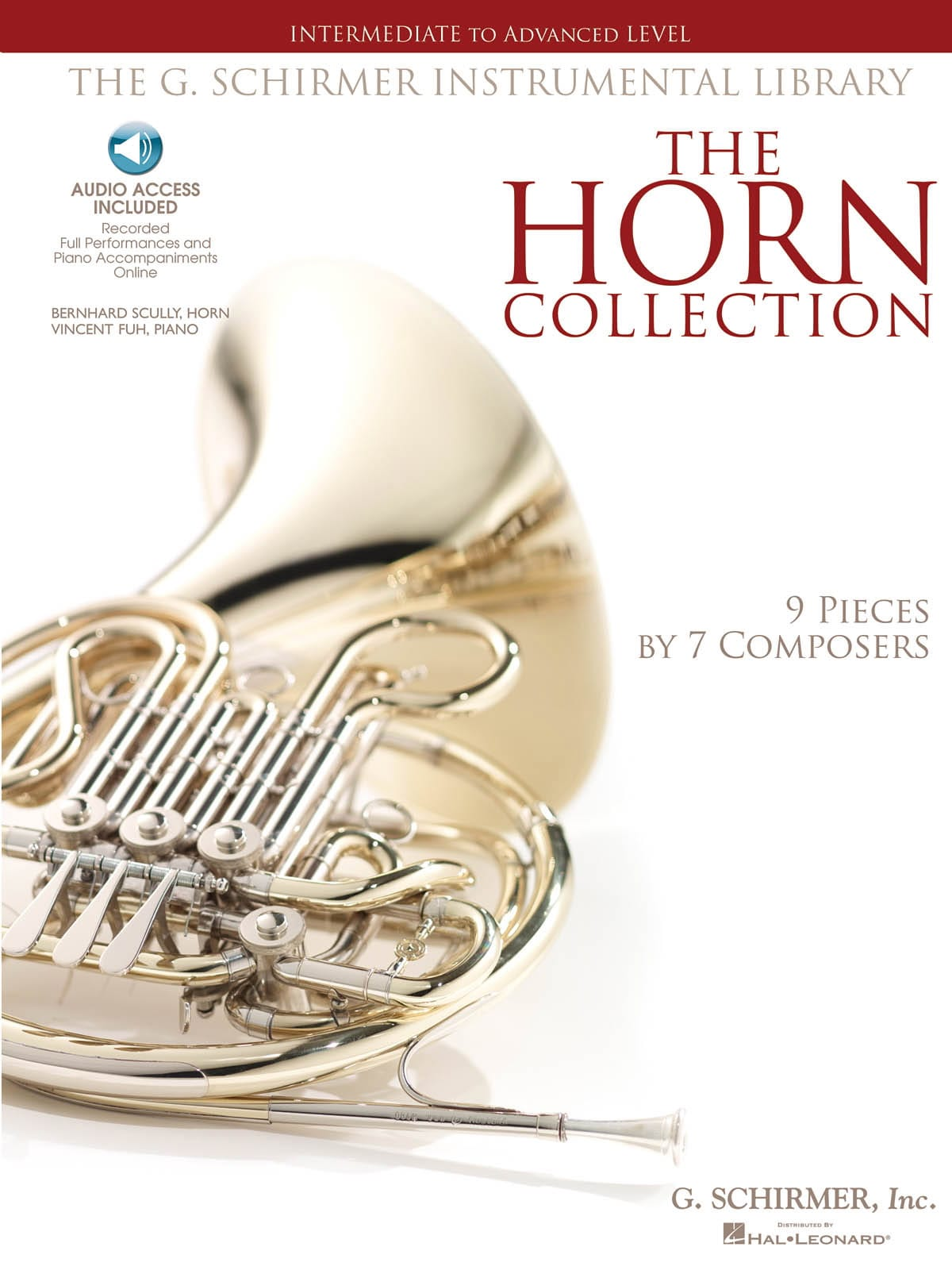 The Horn Collection - Intermediate to Advanced Level - laflutedepan.com