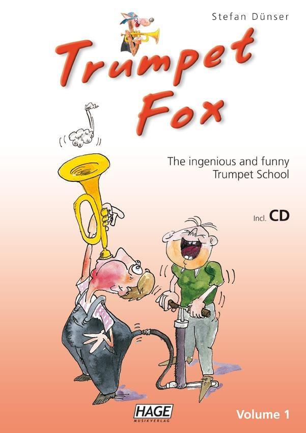 Trumpet Fox 1 - Stefan Dünser - Partition - laflutedepan.com