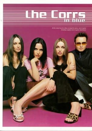 The Corrs In Blue The Corrs Partition Pop / Rock - laflutedepan