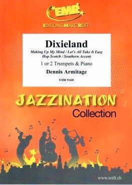 Jazzination Dixieland Volume 2 Dennis Armitage Partition laflutedepan