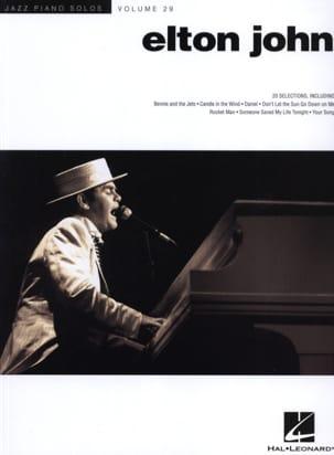 Jazz Piano Solos volume 29 - Elton John Elton John laflutedepan