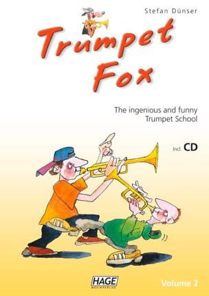 Trumpet Fox - Volume 2 Stefan Dünser Partition laflutedepan