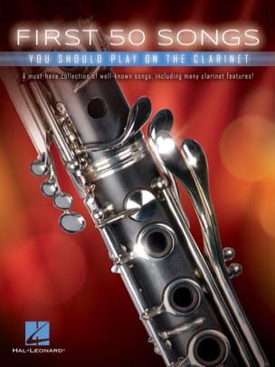 First 50 Songs You Should Play on the Clarinet laflutedepan