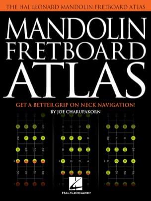 Mandolin Fretboard Atlas Joe Charupakorn Partition laflutedepan