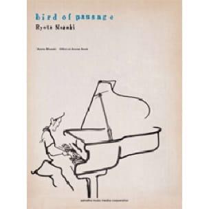 Bird of passage - Ryota Nozaki - Partition - laflutedepan.com