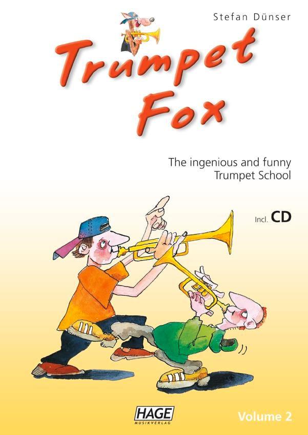 Trumpet Fox - Volume 2 - Stefan Dünser - Partition - laflutedepan.com