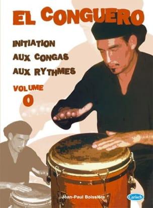 Jean-Paul Boissière - El Conguero Band 0 - Partition - di-arezzo.de