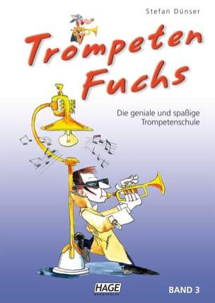Trompeten Fuchs Band 3 - Stefan Dünser - Partition - laflutedepan.com