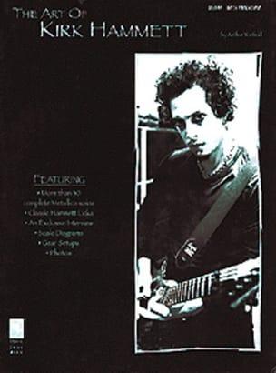 The art of Kirk Hammett - laflutedepan.com