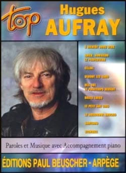 Top Hugues Aufray Hugues Aufray Partition laflutedepan