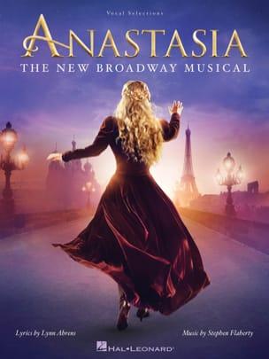 Anastasia, The New Broadway Musical - Vocal Selection laflutedepan