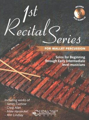 1st Recital series Partition Xylophone - laflutedepan