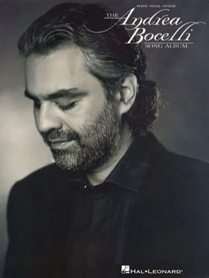 The Andrea Bocelli Song Album Andrea Bocelli Partition laflutedepan