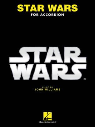 Star Wars for Accordion John Williams Partition laflutedepan