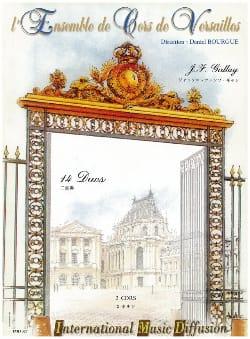 14 Duos Jacques-François Gallay Partition Cor - laflutedepan