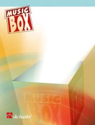 Pop, rock & blues suite - music box Andrew Watkin laflutedepan