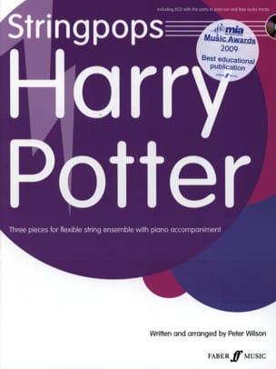 - Harry Potter Stringpops - Partition - di-arezzo.com