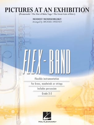 Pictures at an Exhibition - FlexBand MOUSSORGSKI laflutedepan