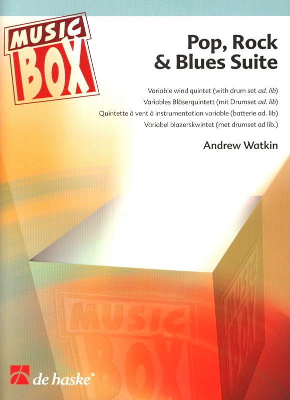 Pop, rock & blues suite - music box - Andrew Watkin - laflutedepan.com