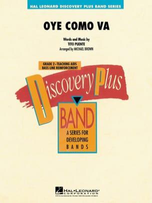 Oye Como Va - Discovery Plus Concert Band Tito Puente laflutedepan
