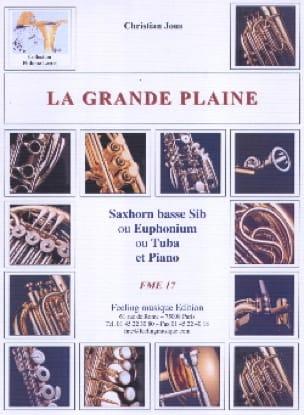 La Grande Plaine - Christian Jous - Partition - laflutedepan.com