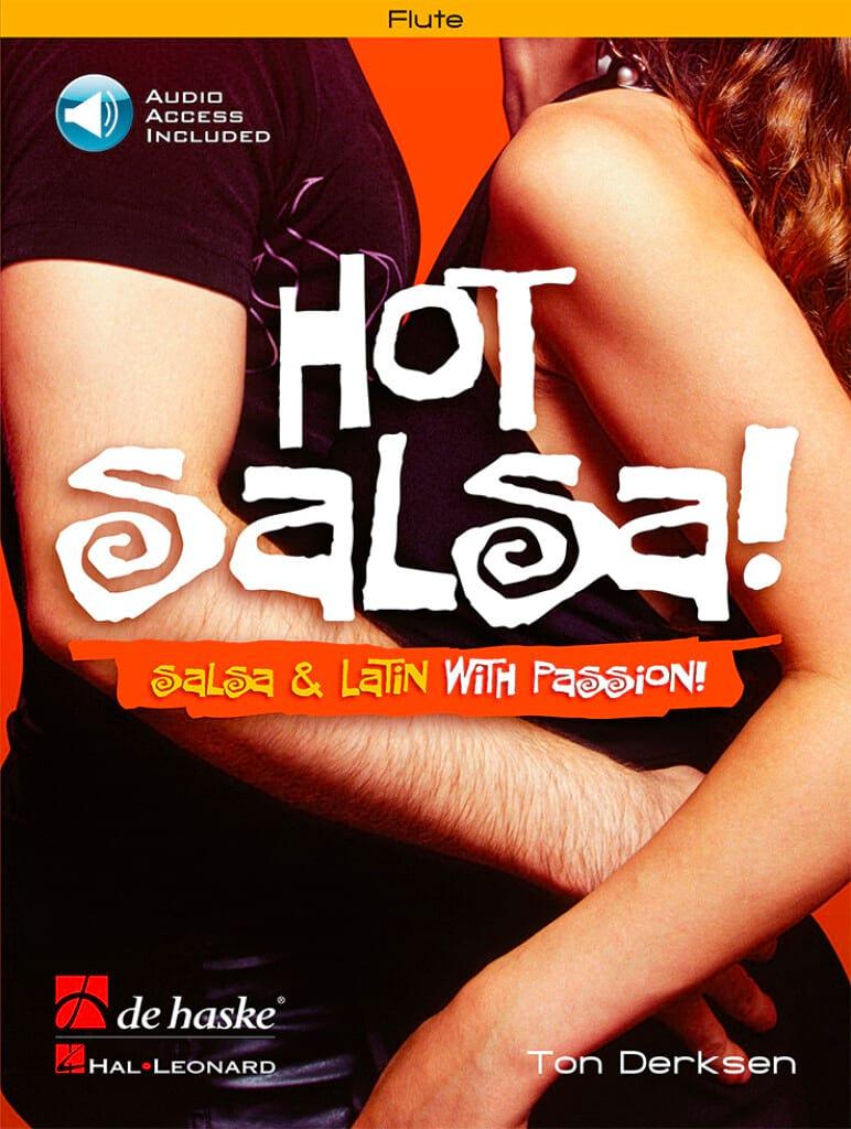 Hot Salsa! - Ton Derksen - Partition - laflutedepan.com
