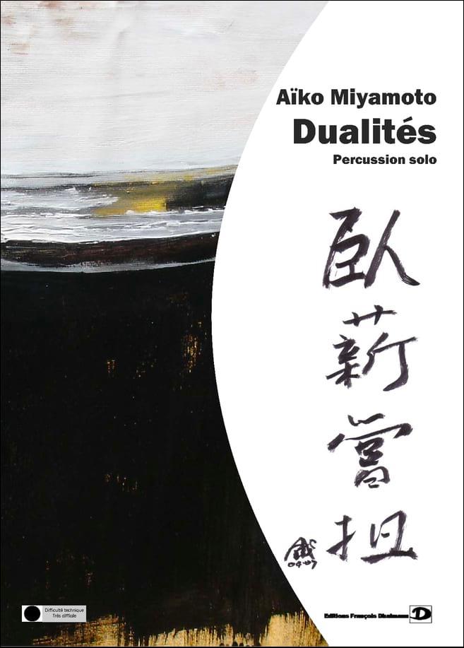 Dualités - Aïko Miyamoto - Partition - laflutedepan.com